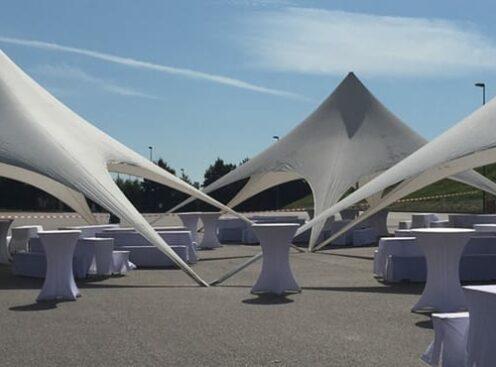 Zelte & Pavilion